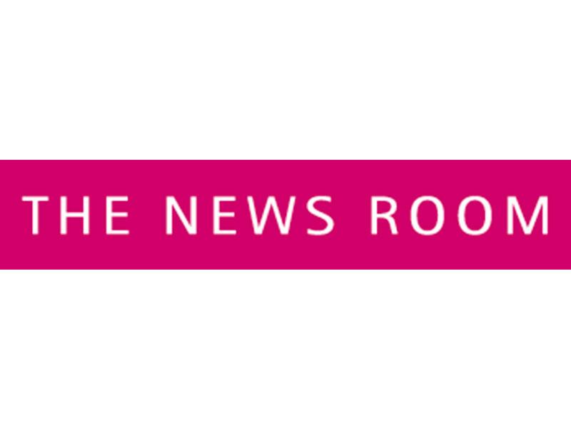THE NEWS ROOM